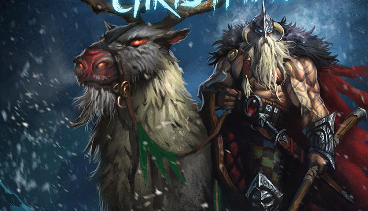 santa claus vikingo